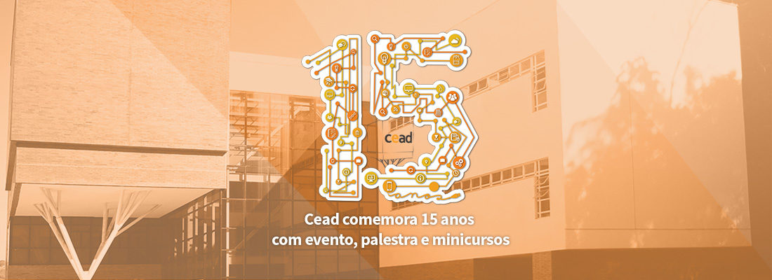 Cead – 15 anos